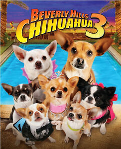 FREE Beverly Hills Chihuahua DVD WITH purchase of any item
