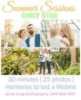 Cheap Photography Sessions! Father's Day, Birthday, Gift