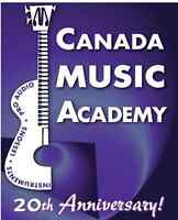 NOW HIRING MUSIC TEACHERS IN OTTAWA!