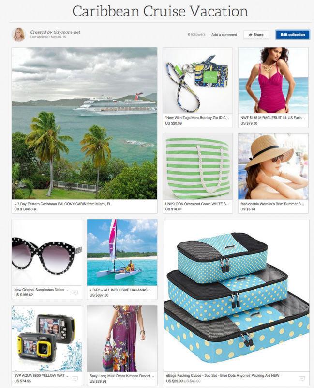 Shop Caribbean Cruise Vacation Essentials