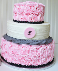 Wedding Cake, Cupcakes, Photo Logo Cakes, WE DELIVER!