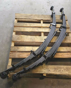 2003-2013 Dodge Ram 2500/3500 Killer Soft Ride Leaf Springs