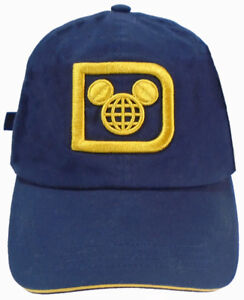 Brand New Disney Parks Mickey Mouse Blue Adult Hat