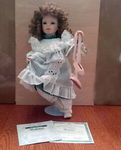 """KATRINA"" - porcelain doll (Ashton Drake)"