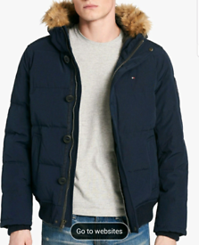 Genuine brand new Tommy Hilfiger coat