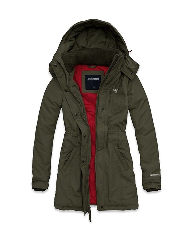 Abercrombie & Fitch Hoodie Jacket