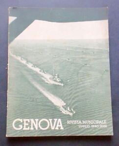 Storia-Locale-Rivista-del-Comune-Genova-Anno-XX-N-7-Luglio-1940