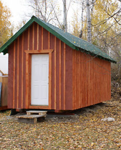 Storage and Tool Sheds