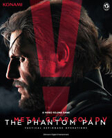 Metal Gear Sold V: The Phantom Pain Watch|Share |Print|Report Ad