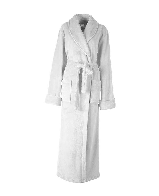 Fleece Dressing Gowns