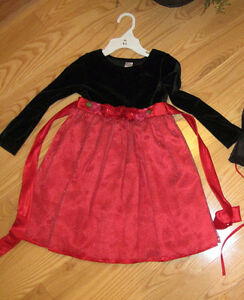 Just in time for Christmas - Girls size 3x dress