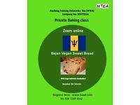 Zoom - Vegan Baking workshop