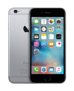 iPhone 6s Unlocked Silver