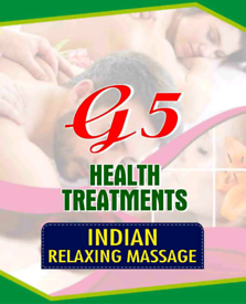 Indian Relaxing Massage