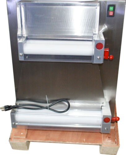 Commercial Pizza Bread Dough Roller Machine Pizza Making Device Dough Sheeter
