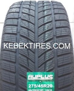 PNEUS TIRES WINTER 275 40R20 265 45R20 255 50R20 245 55R20 HIVER
