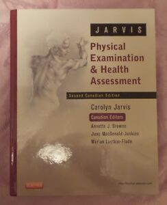 Physical Examination and Health Assessment- 2nd Edition