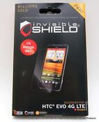 ZAGG Invisible Shield EVO