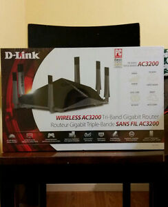 D-Link Ultra AC3200 TriBand Wireless Router