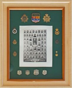 RARE! Pre-1919 Unique, Historic Dominion Police Badge Collection