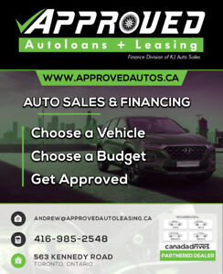 Approved Auto Loans - Auto Sales + Financing Good & Bad Credit!