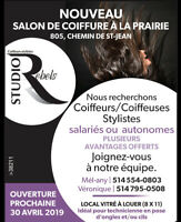 Coiffeurs/Coiffeuses-Stylistes