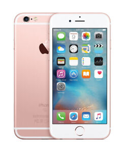 Rose Gold iPhone 6s . Excellent condition.