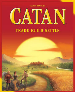 (looking for) Settlers of Catan board game