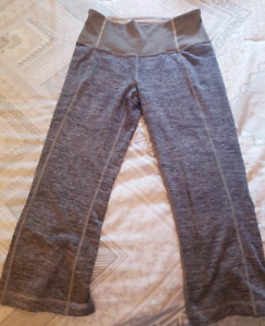 Lululemon Cropped Pants size 6