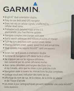 Brand New Garmin nüvi 66LMT GPS with Lifetime Maps   West Island Greater Montréal image 3