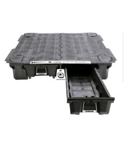 Decked truck bed storage Toyota Tacoma