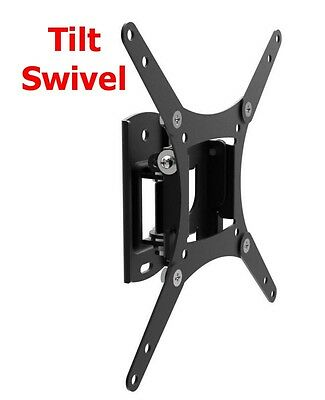 Tilt & Swivel TV Wall Mount Bracket 19 24 27 32 39 40 Inch L
