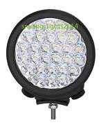 Pair 140W 7 inch LED Cree Driving Lights Round Spotlight Offroad Delacombe Ballarat City Preview