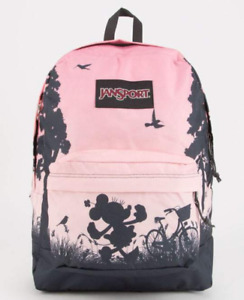 JANSPORT x DISNEY Super Cute Minnie High Stakes Backpack