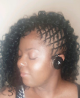 Hair Styling/Braiding and Makeup Promo
