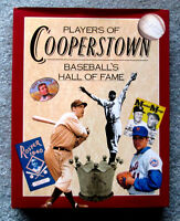 Players of Cooperstown Baseball's Hall of Fame