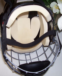 CCM Vector 04 Sm. Hockey Helmet + Easton Stealth S17 Cage London Ontario image 4