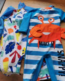 Baby swim suits