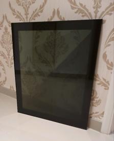 IKEA RUBRIK Kitchen Glass Door / Metal Frame 60cm x 70cm