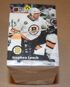 1991-92 PRO SET  HOCKEY series 2 346-615 card