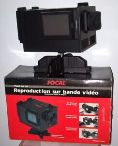 TéléCiné FOCAL pour le Transfert de Film à Vidéo.