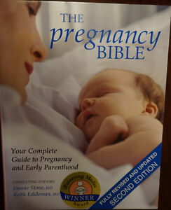 The Pregnancy Bible: your complete guide to pregnancy and early