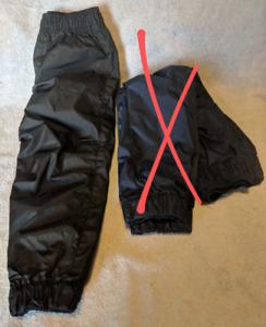 Splash pants toddler size 3T