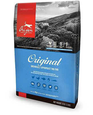 2kg Orijen Original Barf Diet Dry Dog Food - WholePrey Adult