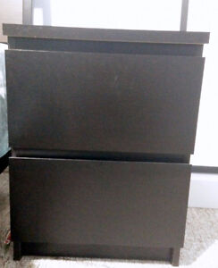 IKEA nightstand/ chest of drawers