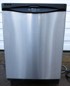 Maytag Stainless Steel dishwasher - Very Good Condition - runs q