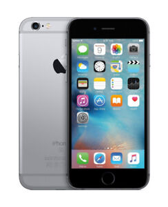 **MINT CONDITION 10/10 SPACE GREY iPhone 6S 32GB