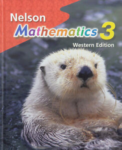 Nelson mathematics 3 Textbook
