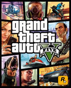 GTA 5  for PS4 for sale