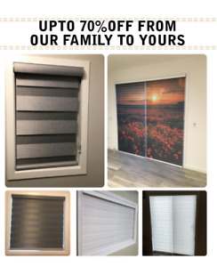 Window blinds!!UPTO 70% OFF till Feb20 from Our family to yours